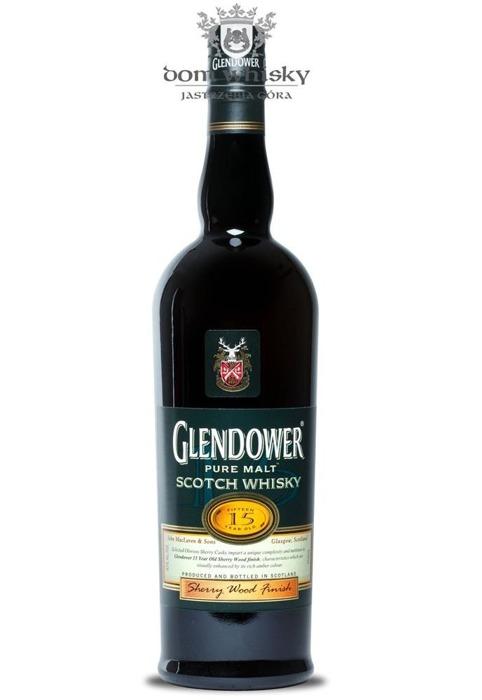 Glendower 15 letni Blended Malt Port Wood Finish / 43% / 0,75l