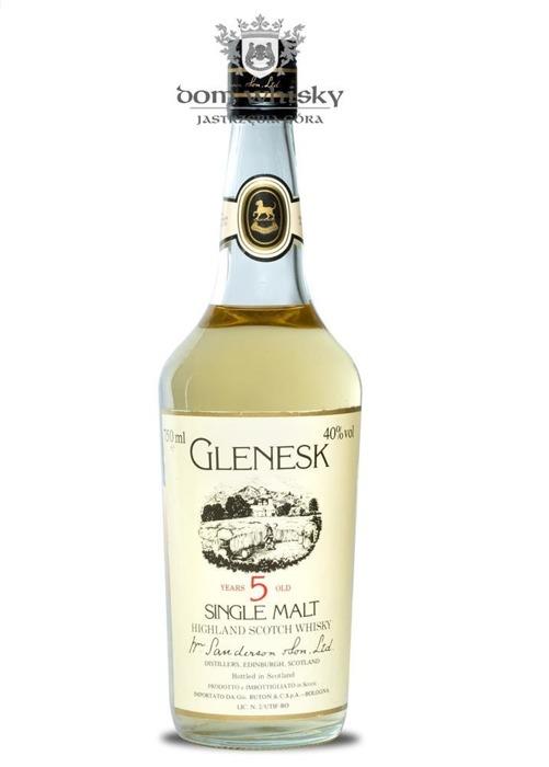 Glenesk 5-letni / 40% / 0,75l