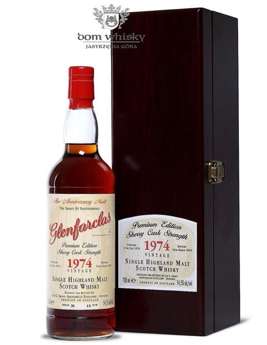 Glenfarclas 1974 Vintage (Bottled 2004) / 54,5% / 0,7l