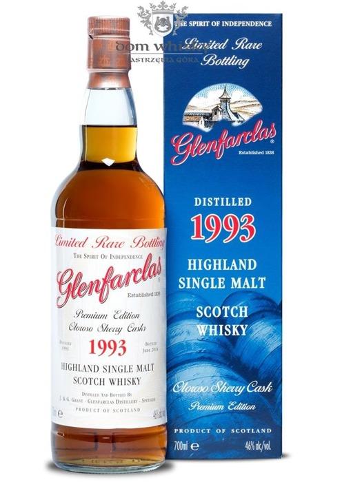 Glenfarclas 1993 (Bottled 2014) Oloroso Sherry Casks / 46% / 0,7