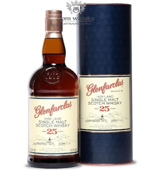 Glenfarclas 25-letni / 43% / 0,7l
