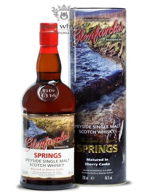 Glenfarclas Springs / 46% / 0,7l