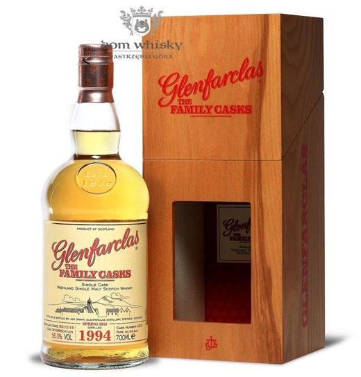 Glenfarclas The Family Casks 1994, Bottled 2014 / 56% / 0,7l