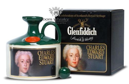 Glenfiddich Scotland's Royal Heritage, Charles E.Stuart /43/0,75