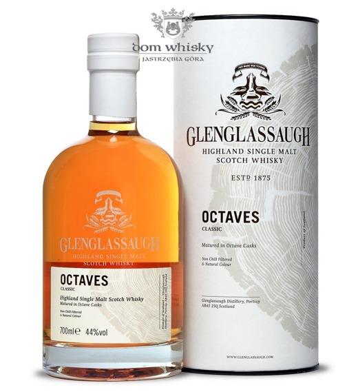 Glenglassaugh Octaves Classic / 44% / 0,7l
