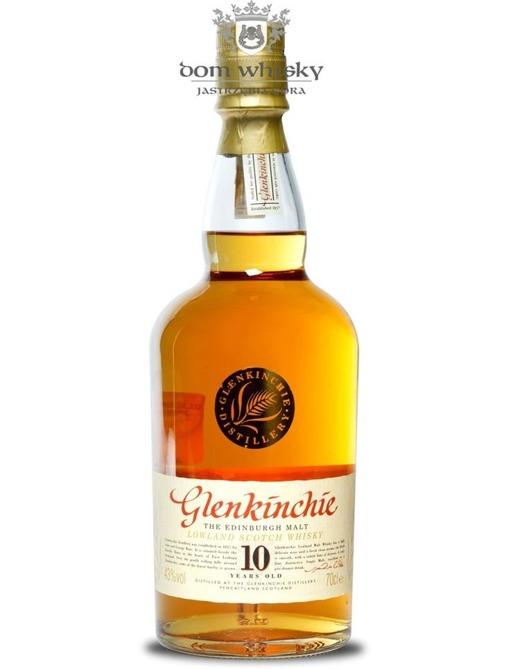 Glenkinchie 10-letni / Brak opak. / 43% / 0,7l