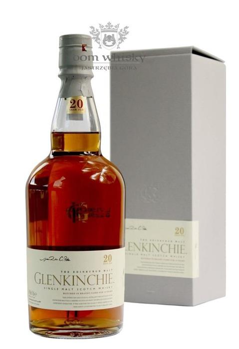 Glenkinchie 20-letni (D.1987, B.2007) / 58,4% / 0,7l