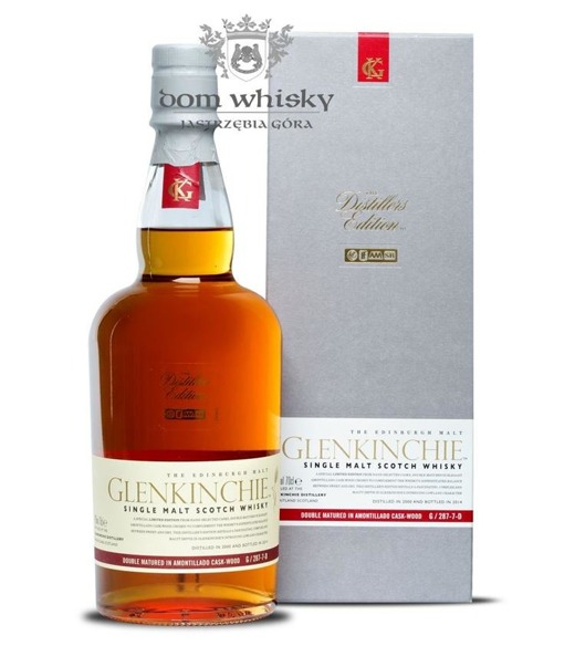 Glenkinchie 2000 (Bottled 2014) Distillers Edition / 43% / 0,7l