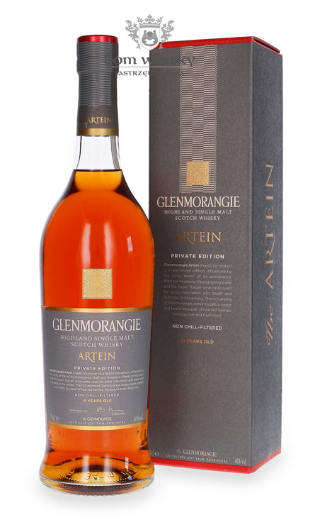 Glenmorangie Artein (Private Edition) / 46% / 0,7l
