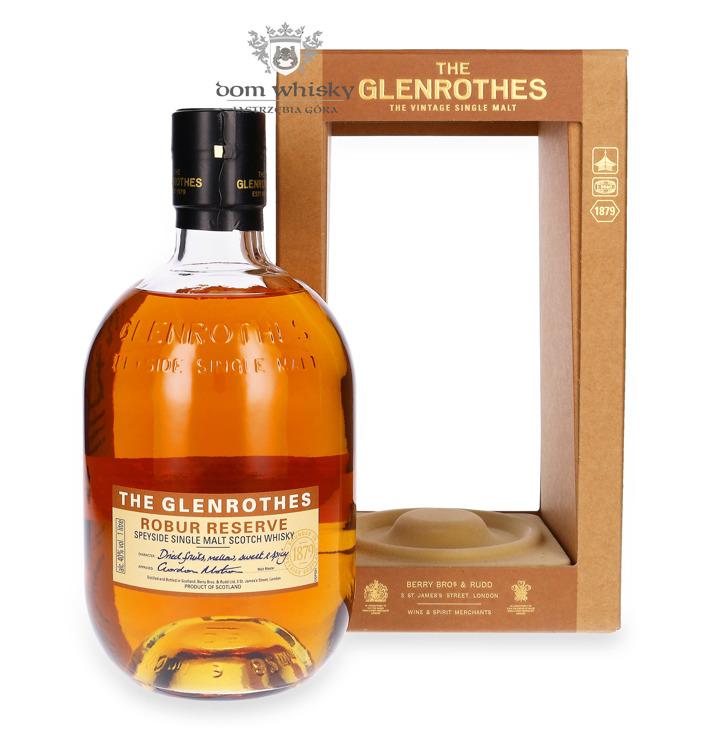 Glenrothes Robur Reserve / 40% / 1,0l