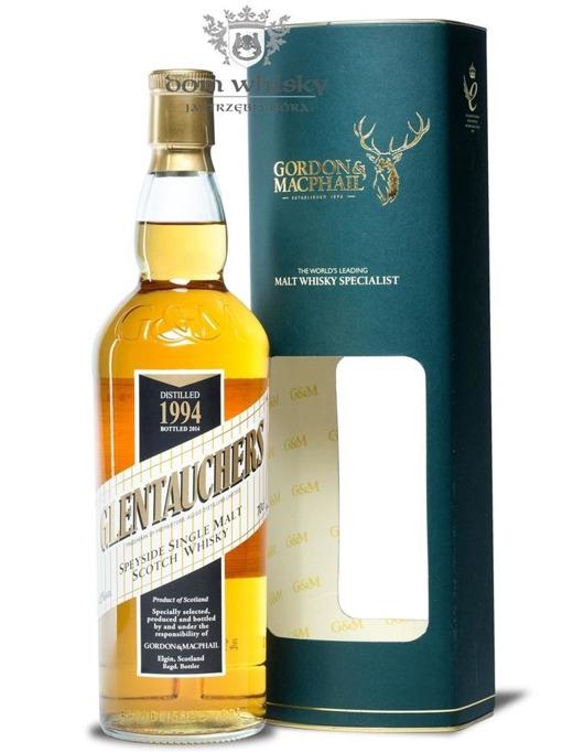 Glentauchers 1994 (Bottled 2014) Gordon & MacPhail /43%/0,7l