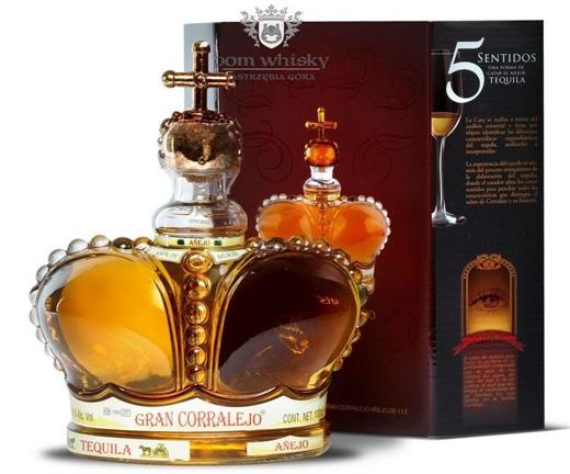 Gran Corralejo Anejo Triple Destillado / 38% / 1,0l