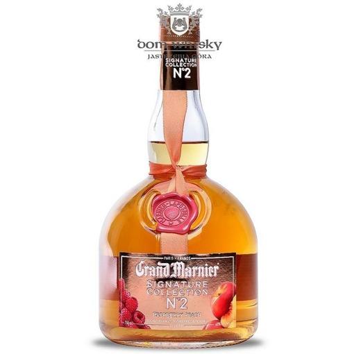 Grand Marnier Raspberry & Peach / 40% / 0,75l