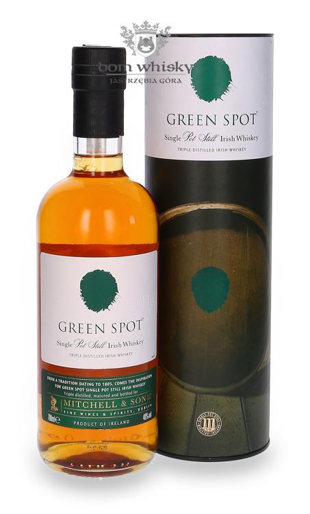 Green Spot Irish Blended Whiskey / 40% / 0,7l