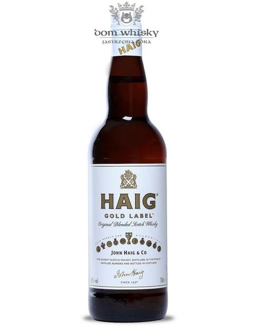 Haig Gold Label / 40% / 0,7l