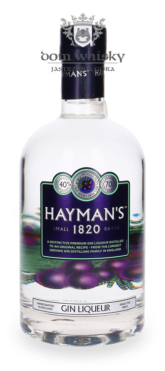 Hayman's 1820 Gin Liqueur / 40% / 0,7l