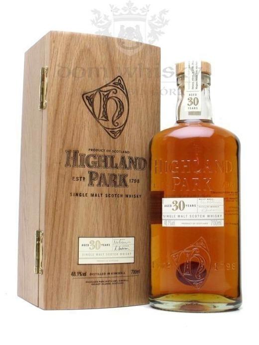 Highland Park 30-letni / 48,1% / 0,7l
