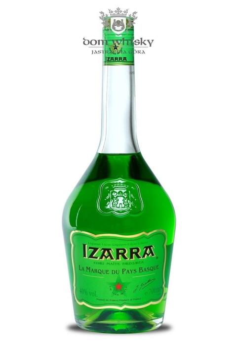 Izarra Verte Green Liqueur / 40% / 0,7l