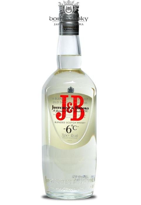 J&B – 6 / 40% / 0,7l