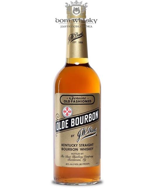 J.W. Dant Olde Bourbon Whiskey / 40% / 0,75l