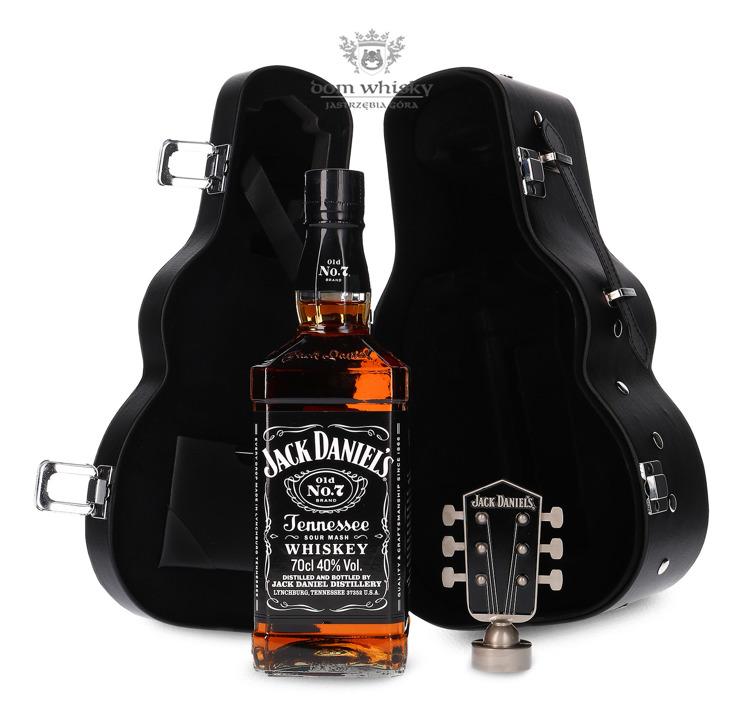 Jack Daniel's Gitara - Guitar Pack / 40% / 0,7l