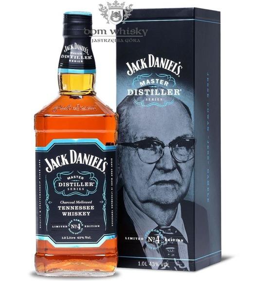 Jack Daniel's Master Distiller Series No.4 / 43% / 1,0l