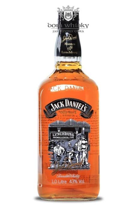 Jack Daniel's Scenes No.3 the Hardware store / 43% / 1,0l
