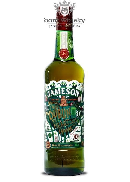 Jameson Irish St. Patric's Limited Edition 2015 / 40% / 0,7l