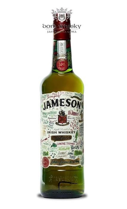 Jameson Irish Whiskey Spirit of Dublin / 40% / 0,7l