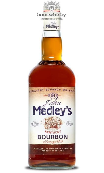 John Medley's Bourbon / 40% / 1,0l