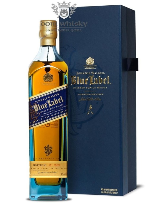 Johnnie Walker Blue Label / 40% / 0,7l