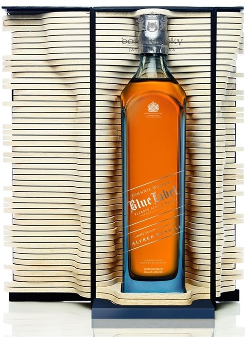 Johnnie Walker Blue Label Alfred Dunhill / 40% / 0,7l