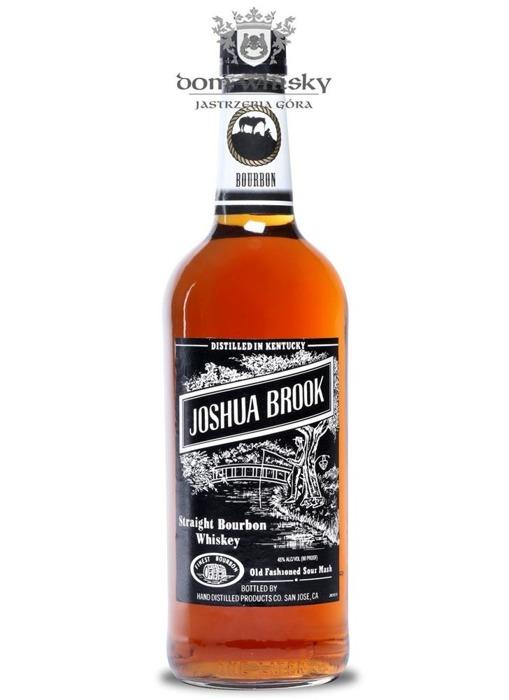 Joshua Brook Straight Bourbon Whiskey / 45% / 1,0l