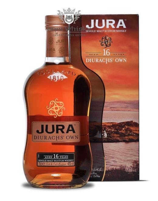 Jura 16-letnia Diurachs' Own /40%/0,7l