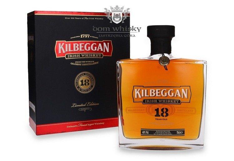 Kilbeggan 18 letni LIMITED EDITION Batch 0001 / 40% / 0,7l