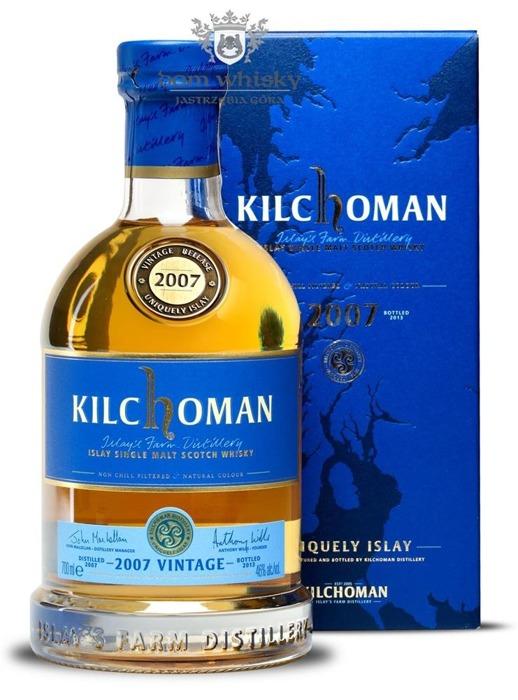 Kilchoman 2007 Vintage / 46% / 0,7l
