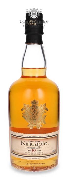 Kincaple 10-letni Lowland Whisky /Bez opak./ 40% / 0,7l