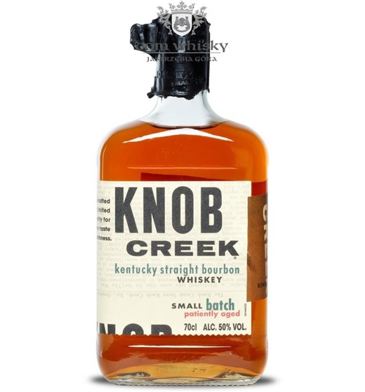 Knob Creek Bourbon Small Batch / 50% / 0,7l