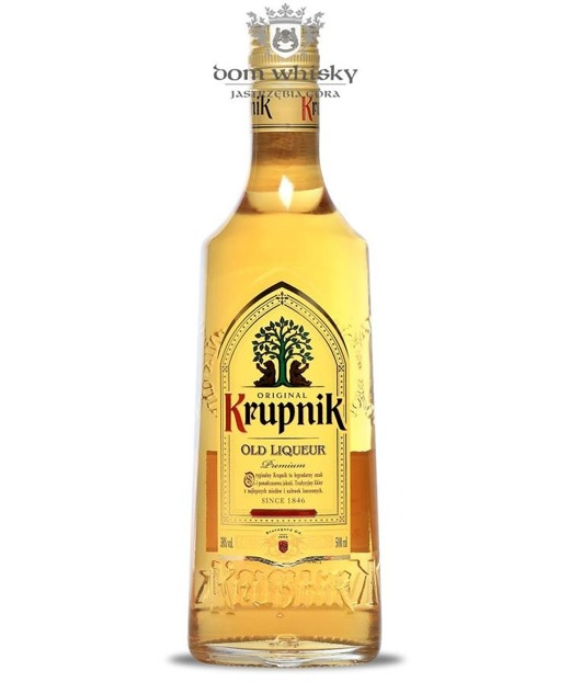 Krupnik Likier Miodowy Old Honey / 38% / 0,5l