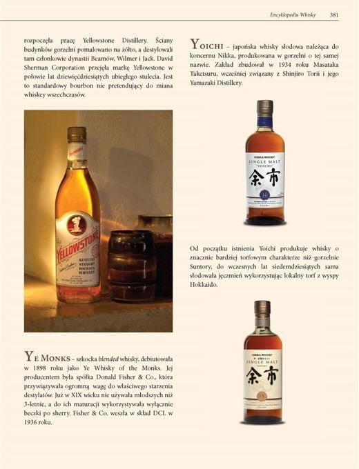 Książka Encyklopedia Whisky - Jarosław Urban