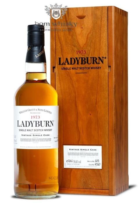 Ladyburn 1973 Vintage, 27-letnia (Cask 4510) /50,4%/0,7l