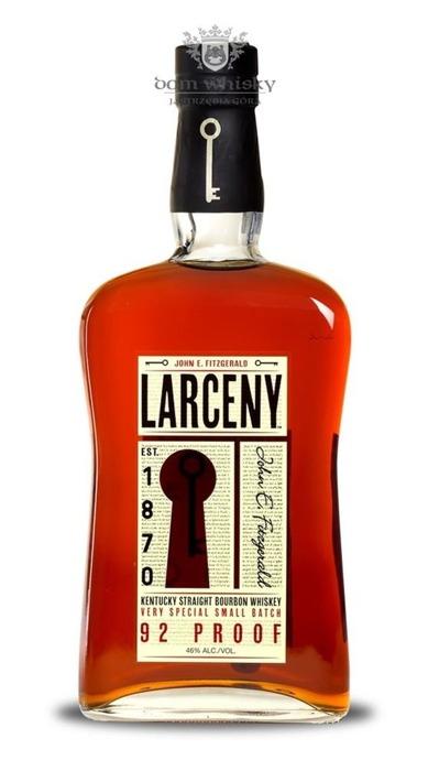 Larceny Bourbon Whiskey / 46% / 1,0l