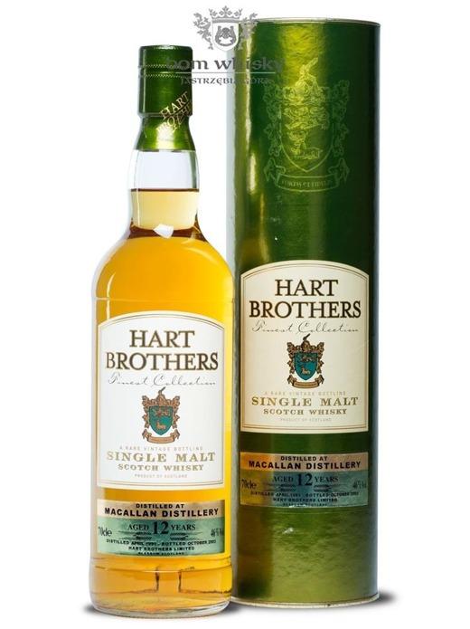 Macallan 12-letni (D.1991, B.2003) Hart Brothers /46%/0,7l