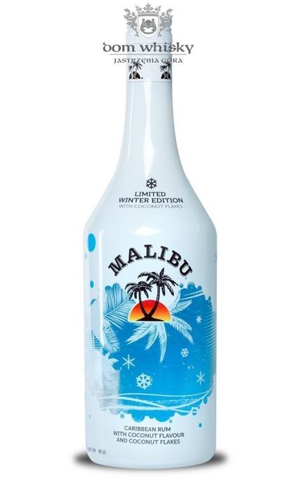 Malibu Caribbean Rum Limited Winter Edition / 21% / 0,7l