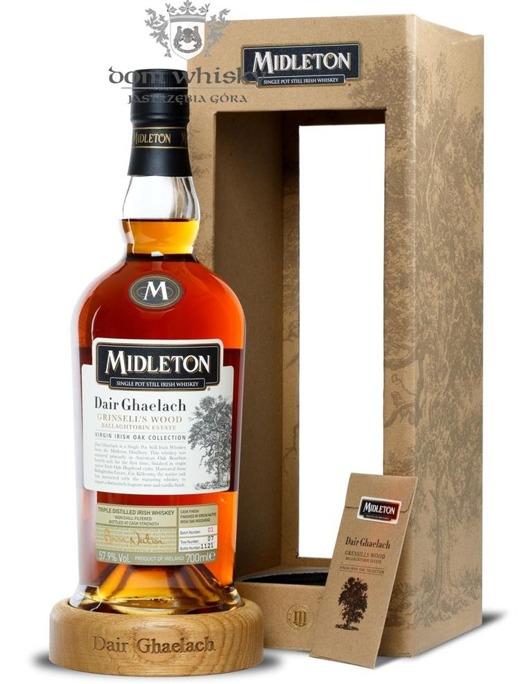 Midleton Dair Ghaelach Tree Number 7 / 57,9% / 0,7l