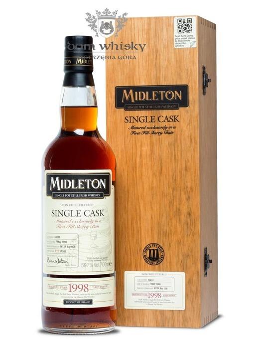 Midleton Single Cask 1998 / 59,7% / 0,7l