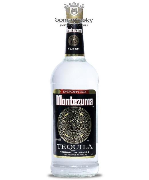 Montezuma White Tequila / 40% / 1,0l