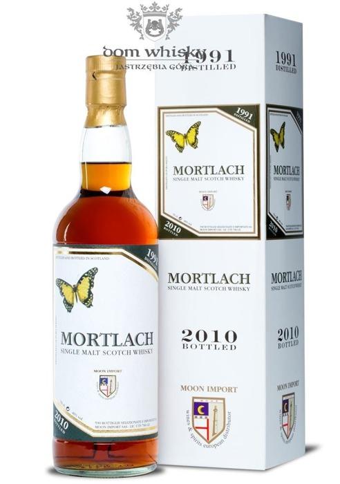 Mortlach 1991 (Bottled 2010) Moon Import / 46%/ 0,7l