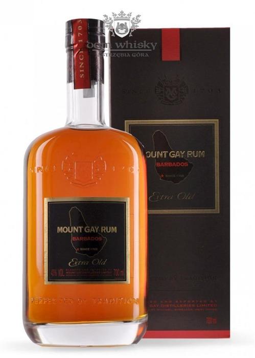 Mount Gay Extra Old X.O. Rum (Barbados) / 43% / 1,0l