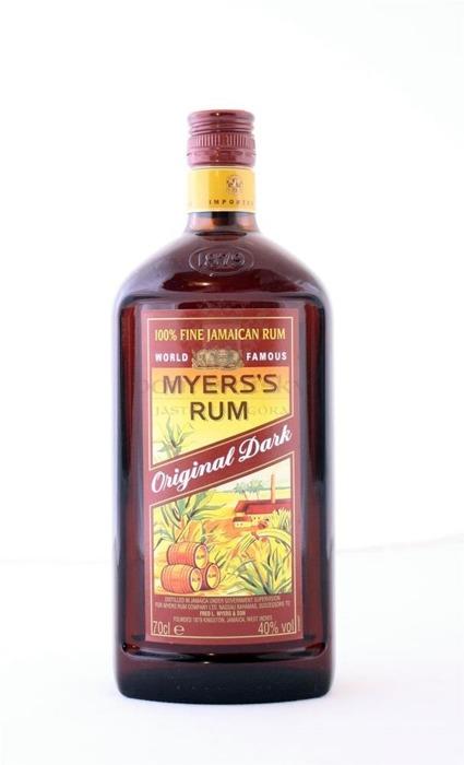 Myers's Jamaica Rum / 40% / 0,7l